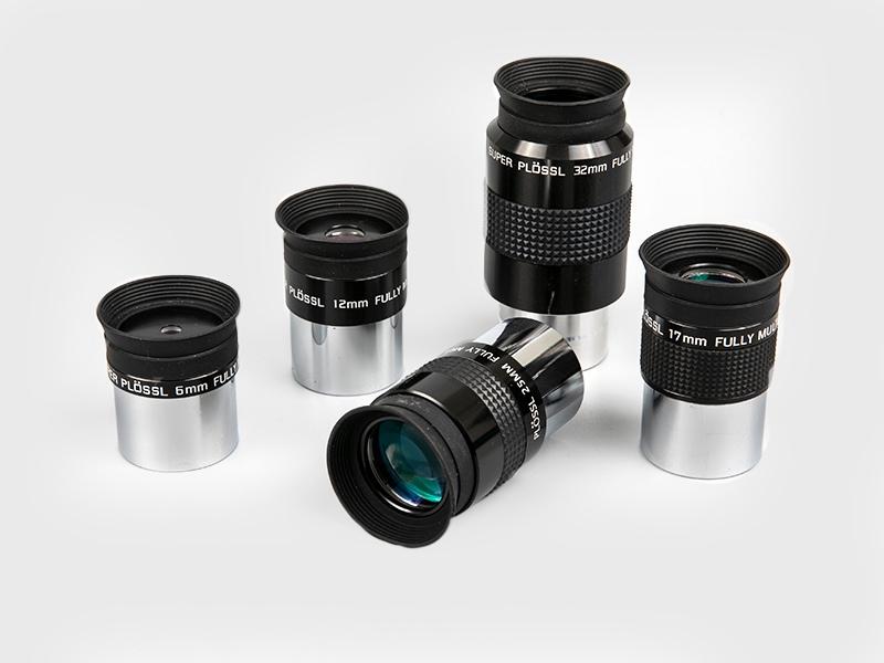 Super Plossl6mm-12mm-17mm-25mm-32mm Okular