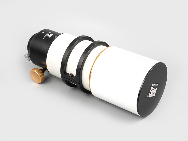 Refraktorteleskop F40080 mit Single Speed Focuser 80400D