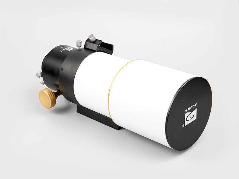 Refraktorteleskop F40080 mit Single Speed Focuser 80400B