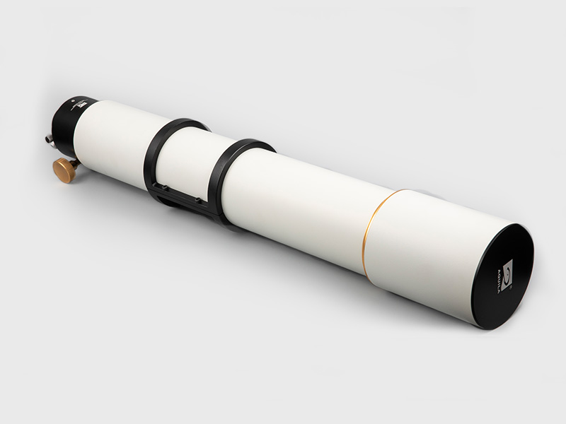 Refraktorteleskop F80090 mit Single Speed Focuser 90800D
